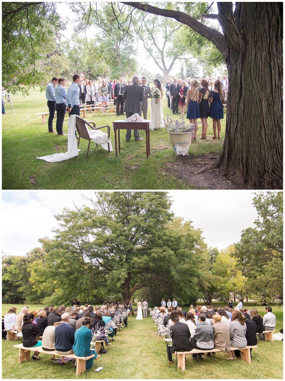 Intimate DIY Wedding Ceremony | Bethany and Jono's Intimate DIY Wedding | Colorado Springs Wedding Photographer | Farm Wedding Photographer | Apollo Fields Wedding Photojournalism
