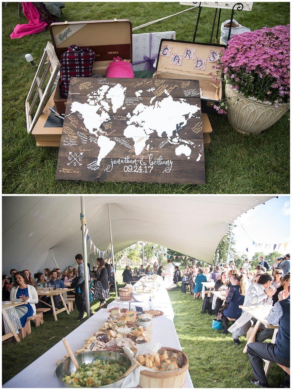 DIY Wedding Detail Shots | Bethany and Jono's Intimate DIY Wedding | Colorado Springs Wedding Photographer | Farm Wedding Photographer | Apollo Fields Wedding Photojournalism