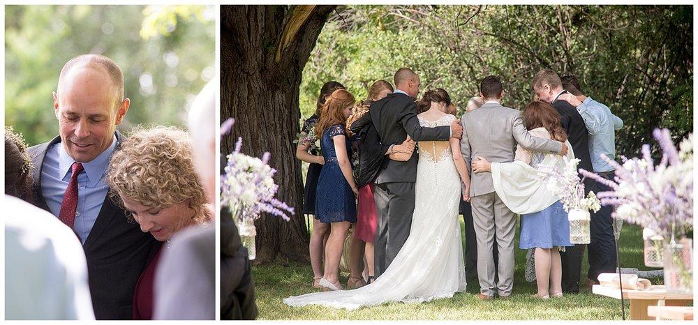 Candid DIY Wedding Photography | Bethany and Jono's Intimate DIY Wedding | Colorado Springs Wedding Photographer | Farm Wedding Photographer | Apollo Fields Wedding Photojournalism