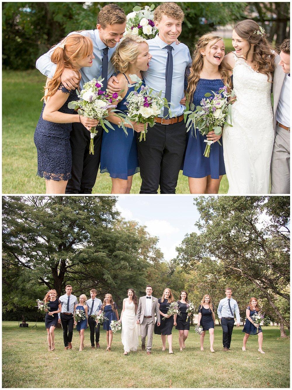 Fun Wedding Photography | Bethany and Jono's Intimate DIY Wedding | Colorado Springs Wedding Photographer | Farm Wedding Photographer | Apollo Fields Wedding Photojournalism