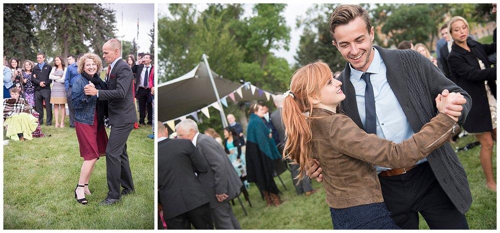 Candid Wedding Photography | Bethany and Jono's Intimate DIY Wedding | Colorado Springs Wedding Photographer | Farm Wedding Photographer | Apollo Fields Wedding Photojournalism