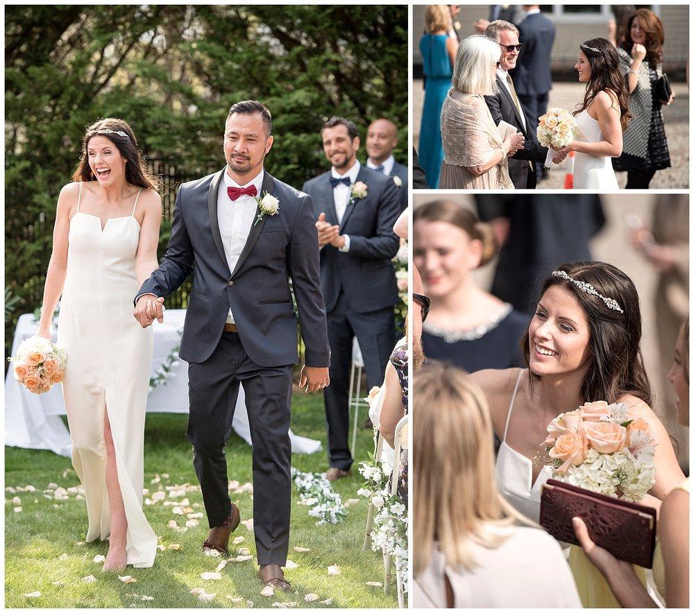 Bride & Groom Walking   Intimate Wedding Photographer   New York State Wedding Photographer   Farm Wedding Photographer   Apollo Fields Wedding Photojournalism