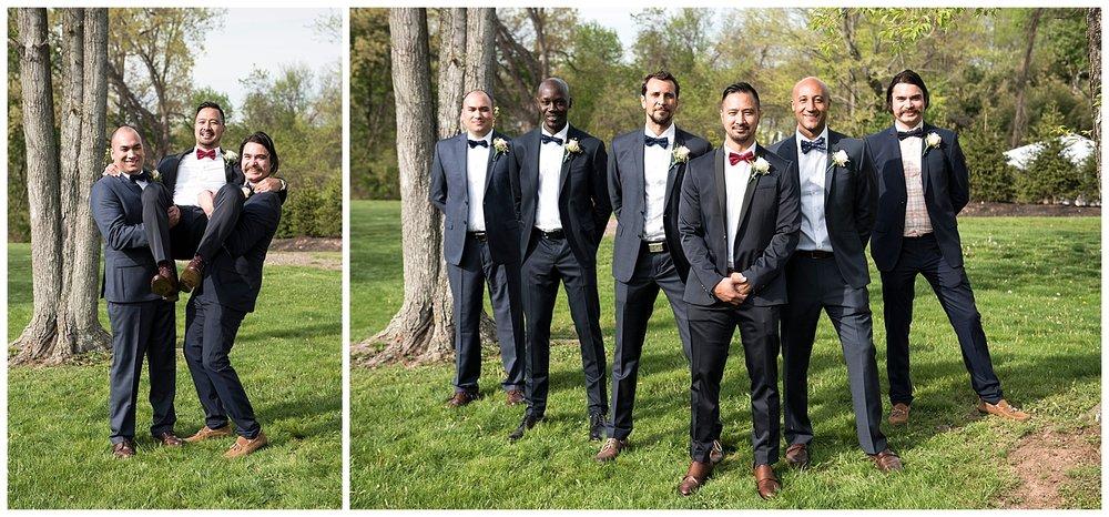 Classy Groomsmen Photographer   Intimate Wedding Photographer   New York State Wedding Photographer   Farm Wedding Photographer   Apollo Fields Wedding Photojournalism