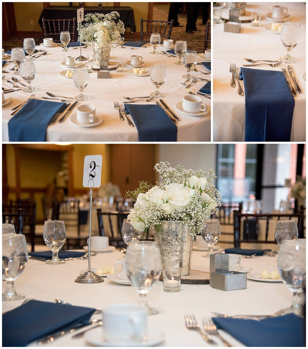 Elegant Table Detail Shots | Chris & Destiny's Destination Wedding | Breckenridge Wedding Photographer | Colorado Farm Wedding Photographer | Apollo Fields Wedding Photojournalism