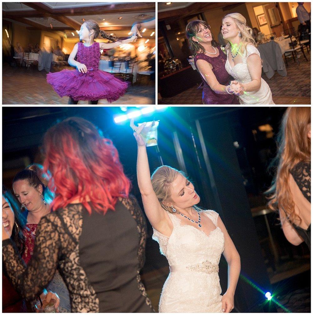 Kids and Bride Dancing | Chris & Destiny's Destination Wedding | Breckenridge Wedding Photographer | Colorado Farm Wedding Photographer | Apollo Fields Wedding Photojournalism