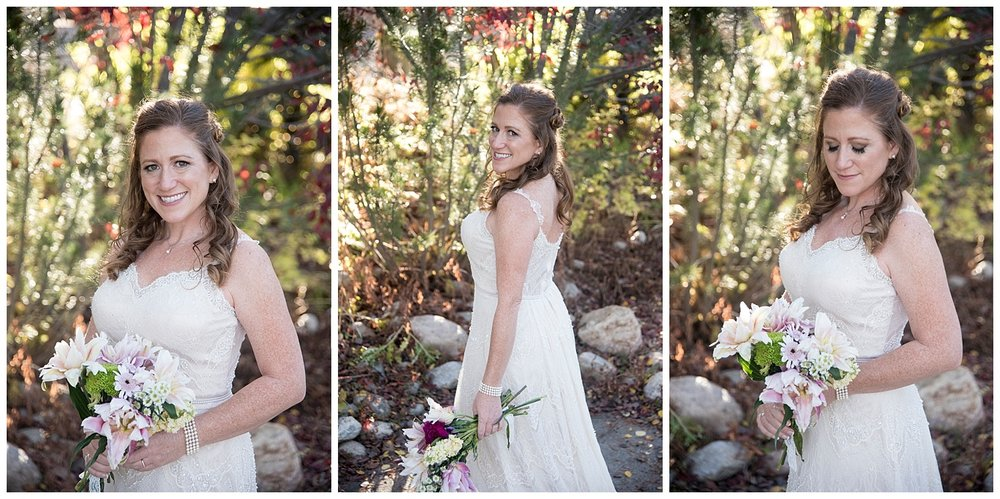 Bride Collage Flowers | Carolyn and Shawn's Wild Horse Inn Wedding at Devil's Thumb Ranch | Fraser Colorado Photography | Farm Wedding Photographer | Apollo Fields Wedding Photojournalism