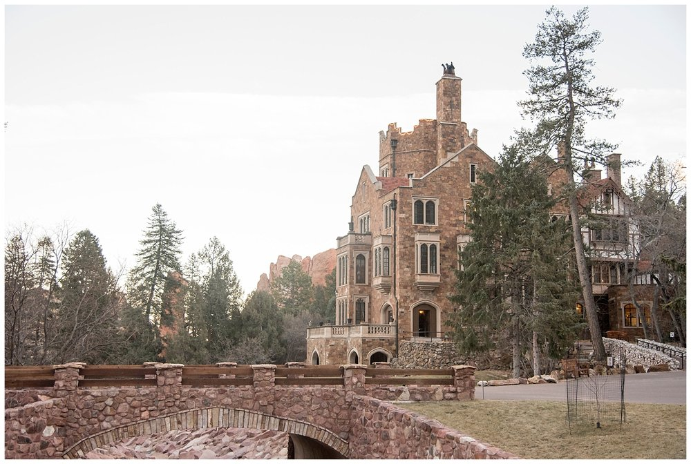 Glen Eyrie Castle | Nicholas and Eden's Surprise Proposal at Glen Eyrie Castle | Colorado Springs Photographer | Farm Wedding Photographer | Apollo Fields Wedding Photojournalism