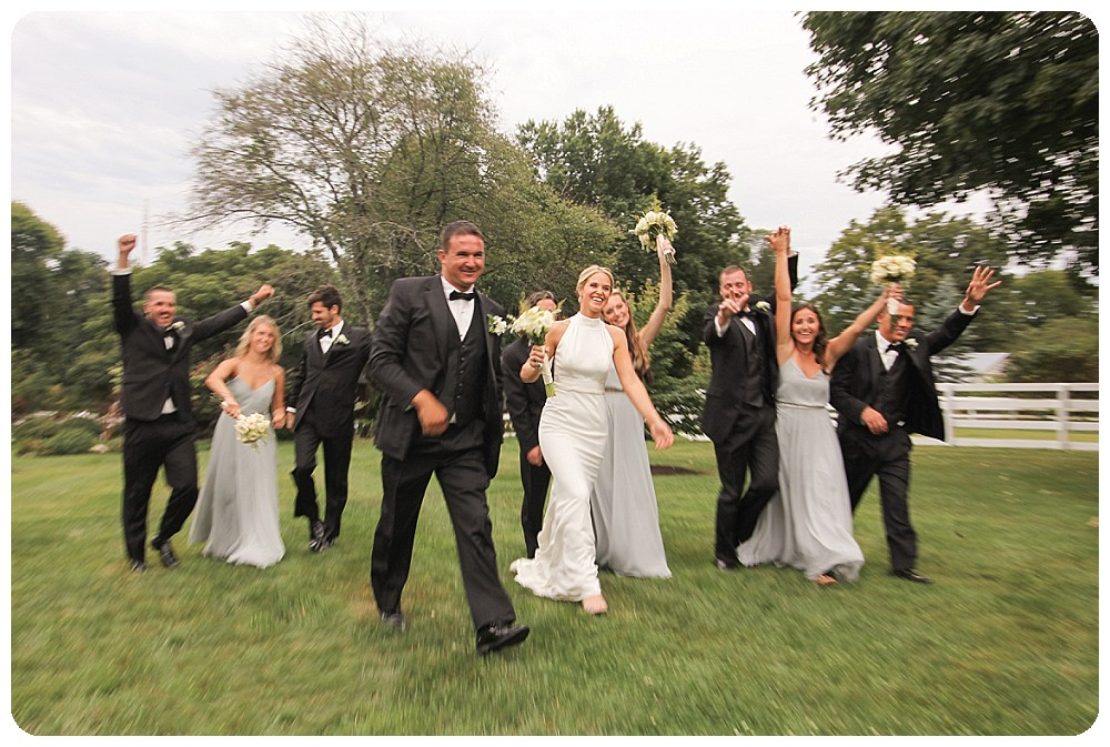 Wedding Party Upstate NY Wedding Venues Farm Weddings