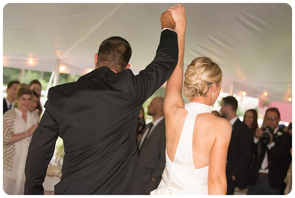 First Dance Upstate NY Wedding Venues Farm Weddings  Horses