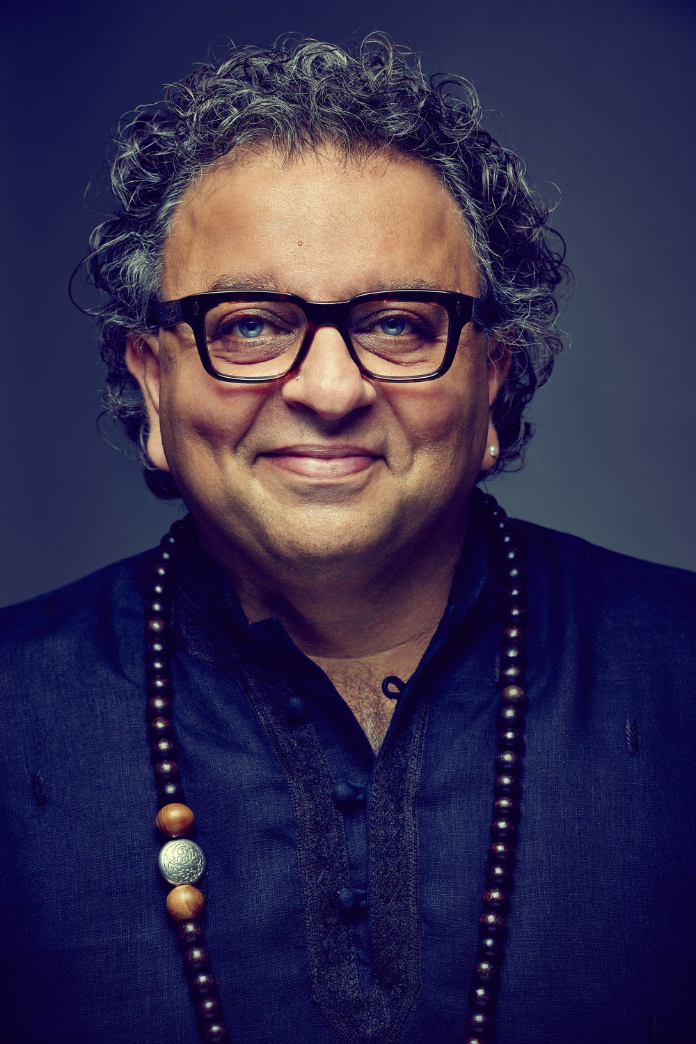 Vikram Vij was born in India in 1964 and lived in New Delhi and Bombay until the age of 20, when he went to study, live and work in Austria. While he was there he received his chef certificate from the Salzburg Hotel Management School. Vikram moved to Canada in 1989 to work at the Banff Springs Hotel in Alberta. Vikram became a certified sommelier from the International Sommelier Guild in 2000, and is passionate about pairing wines with his cuisine.  In September 1994, Vikram opened  Vij's Restaurant  in Vancouver, BC. In early 1995, a passionate and a creative Meeru Dhalwala, joined him and the two began collaborating on the menu. In December 2015, Vij's moved to a new, larger location on Vancouver's Cambie Street.