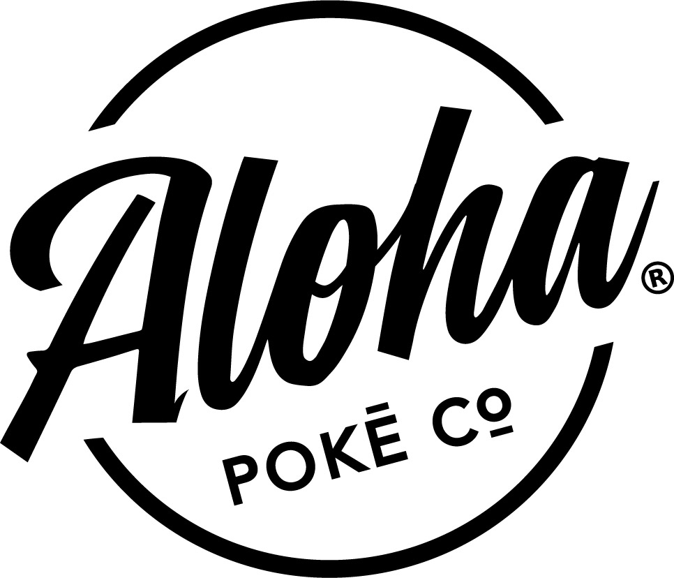 Aloha   Pokē   Co.   Aloha Pokē Co. is Chicago's pokē pioneer. Their first location was a tiny food stall in a train station and now they are the classic story that 'BIG things come in little packages'.  Their intention is simple: pack fresh, fast and tasty bowls of quality raw ingredients.They have a mission to rethink fast food and are here to provide a healthy meal that fuels the day.