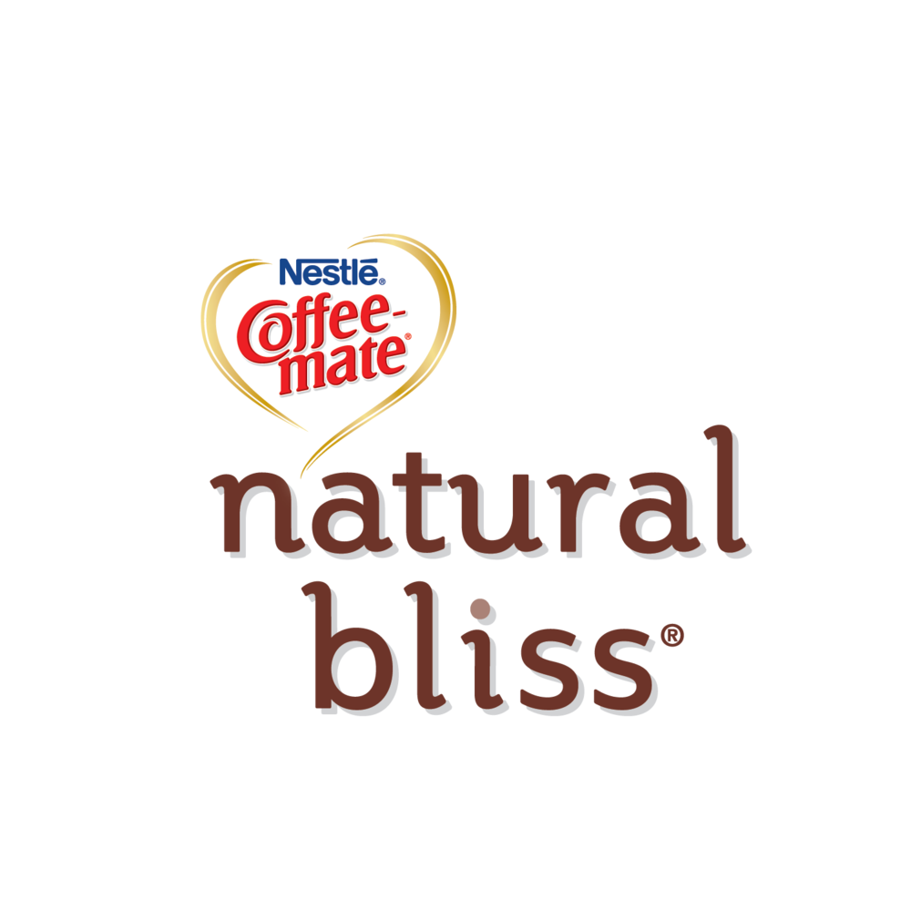 Natural Bliss   At Coffee-mate®, they believe life is all about finding what you love. For more than 50 years, they've crafted and sought new flavors in the pursuit of a creamer they love to make, and that you love to drink.  They want the flavor in your cup to inspire your search for the flavor in the world around you, because no matter where you are in your journey, when you stop and savor the moments you love, you start to savor the search even more.