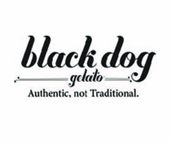 """Black Dog Gelato   Black Dog is named after a dog, and inspired by a true love for gelato.  Of course, there's more to that story. In 2007, Jessica Oloroso, a Chicago native, left her post as Pastry Chef at Stephanie Izard's Scylla. Armed with tons of inspiration from the trek of a lifetime through Italy, she rented space in a shared kitchen and began crafting her recipes. And when we say craft, we mean it. Jessica has been featured on Food Network's Unique Sweets and DIY network's Food Porn. Her gelato has been listed in numerous """"Best of Lists"""" both locally and nationally."""