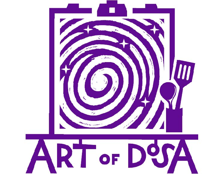 Art of Dosa   Celebrating the tastiest dish ever invented - the Dosa, a South Indian delicacy made from sourdough batter and cooked to a perfect golden crisp. Art of Dosa is launched it's first fast-casual restaurant in 2018 with an almost entirely vegan menu.