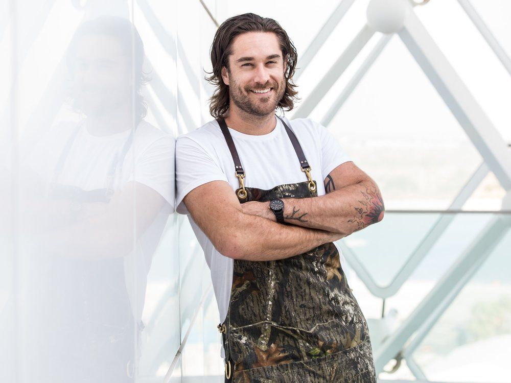 Hunter by name and trade, Michael is an outdoorsman, forager and hunter. Born and raised on a Caledon horse farm, Hunter's dream was to own a restaurant that would combine his love for food with his passion and respect for local ingredients. Formerly of Sassafraz, Luma, Scarpetta, and Reds Wine Tavern, he has used his experience in the outdoors to explore his culinary creativity, becoming chef and co-owner of Antler Kitchen and Bar. Antler is strongly rooted in regional food culture - pure, fresh, and seasonal. It embodies local flavour and spirit, offering contemporary dishes with an emphasis on wild food and farm-fresh ingredients that are always sourced locally.