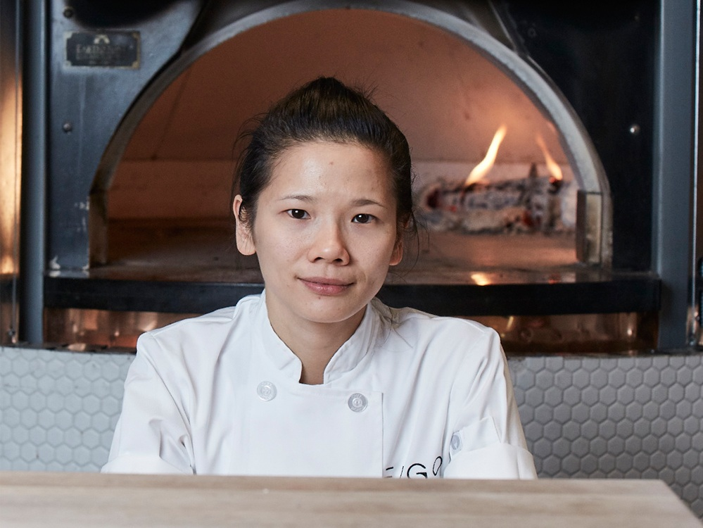 "Raised in Kolkata's Chinatown and schooled by nuns in Darjeeling, Chef Anna Chen previously cooked at Figo, Buca Yorkville and Scaramouche. Her and her husband William's restaurant, Alma, is an amalgamation of her Hakka Chinese upbringing and her experience working in French and Italian kitchens and her knowledge of indian and thai cuisine. Fun fact: Alma means ""kind and nourishing"" in Latin."