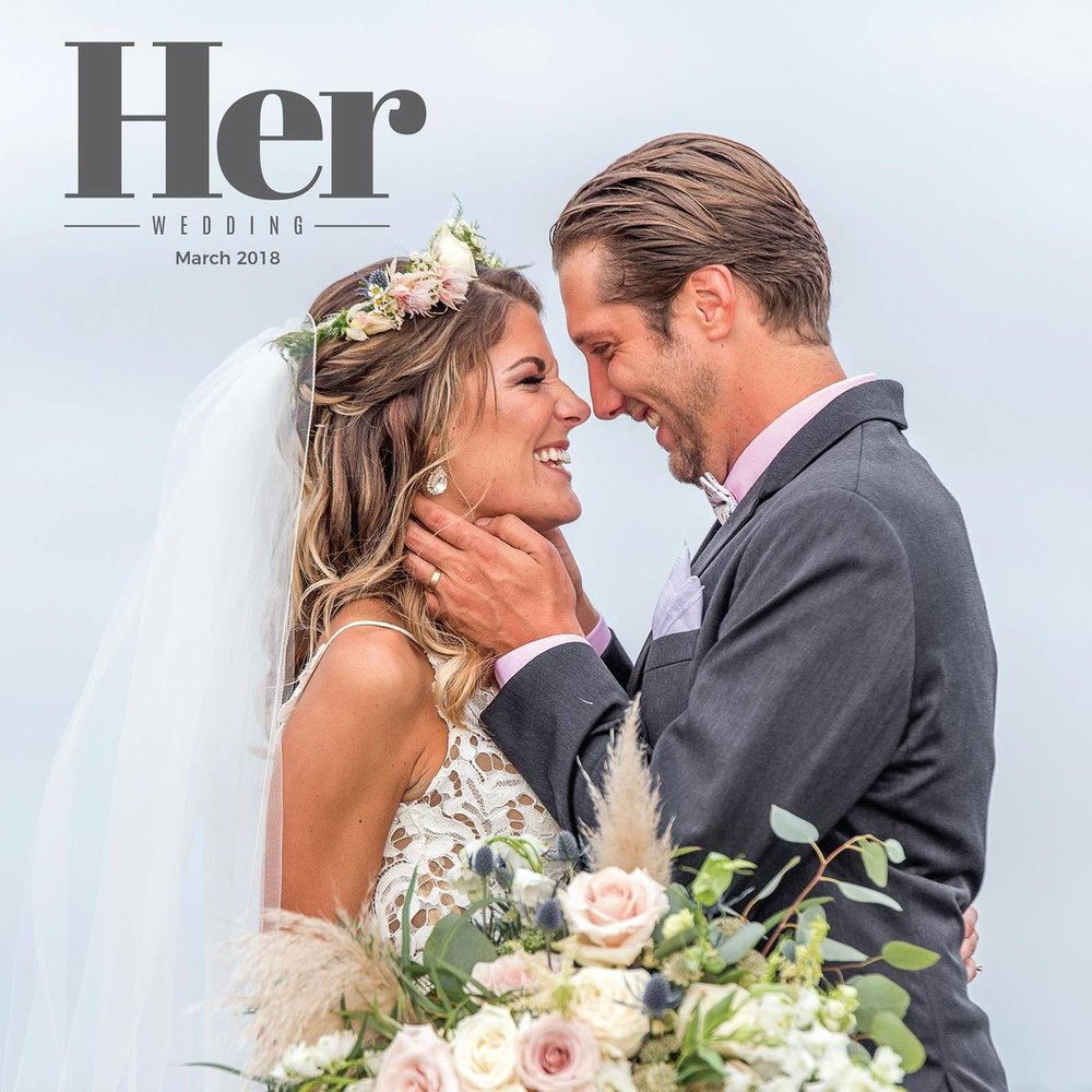Her Magazine - March 2018 - Her Magazine cover photo