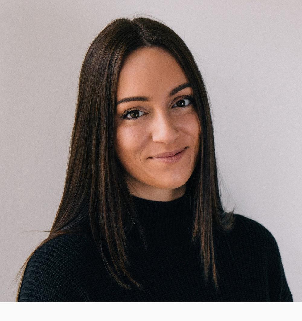 Meg Jannott - Head of Design