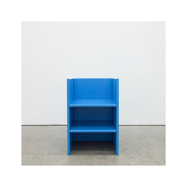 Friday inspiration from Donald Judd