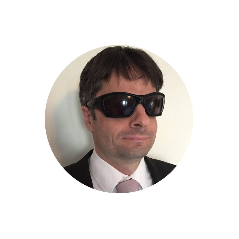 Steve Murgaski, Accessibility Consultant