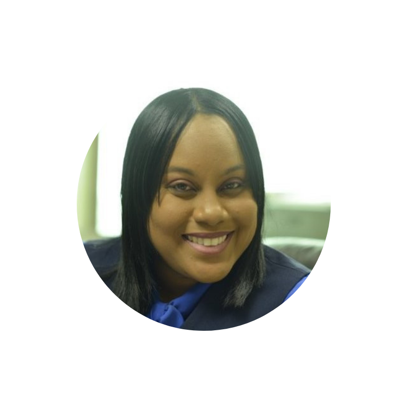 Melissa Bradford-Britton, Operations Manager of the National Commercial Bank of Jamaica' Foundation