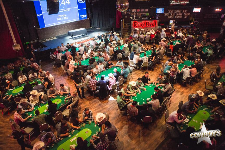 2019 COWBOYS STAMPEDE SHOWDOWN CHARITY POKER TOURNAMENT - Wednesday, July 3rd marks the 6th Annual cowboys Stampede Showdown Charity Poker Tournament in support of the Calgary Stampede Foundation!•First 100 Players to REGISTER will RECEIVE One 2-Person 2019 shotgun chute pass •A Team Cowboys Player and a CELEBRITY GUEST Player at your table!•Dinner served by Melrose Cafe & Bar and Zen8 Grill•Entry to the Official After Party in the Cowboys Sky Suites•Access to the BIGGEST Stampede Kick Off Party in Calgary!