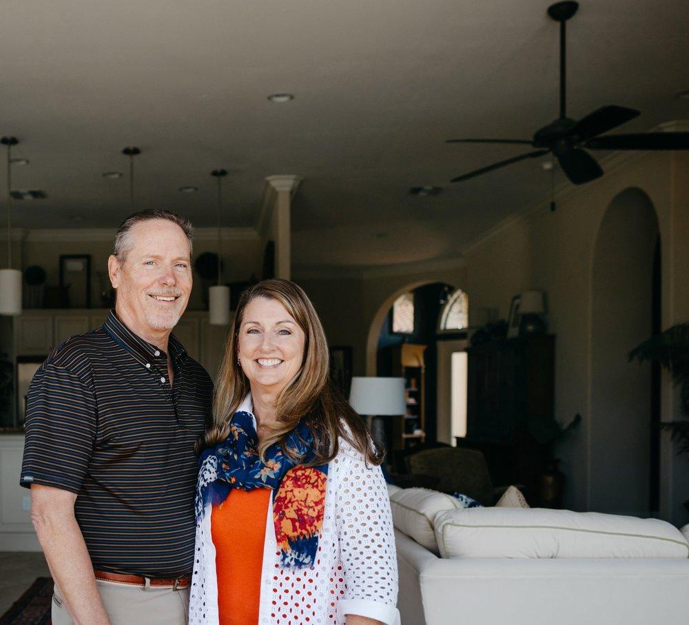 Richard & Pamela Huber -
