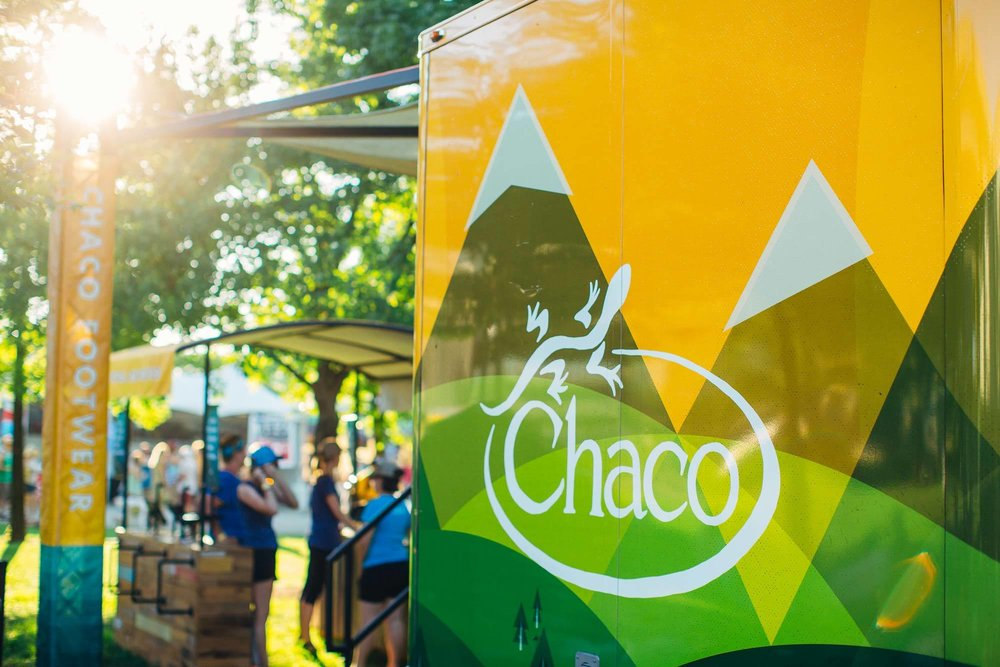 CHACO FIT FOR  ADVENTURE TOUR -