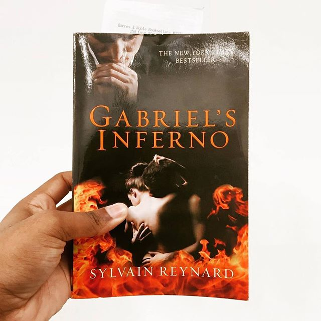 NEW. 🕊 REVIEW: GABRIEL'S INFERNO. Link in bio. . Hi, everyone. I started a book blog a couple years ago, but never did much with it. I decided that I will do my best to actually utilize it because I love sharing my love for books. I wrote my first review in a ver long time. Please read and tell me what you think. x . . .  #studyblr #bookflatlay #VictorianLiterature #bookblr #university #ClassicLiterature #RenaissanceLiterature #style #bookworm #inspiration #study #bookaddict #bibliophile #MedievalLiterature #bookporn #books #literature #Studyspo #bookblogger  #bookbloggers #notebooks #stationery #yafiction #bookgram #goodreads #bookish #IGReads #Lifestyleblogger #Bookstagram #CCNY