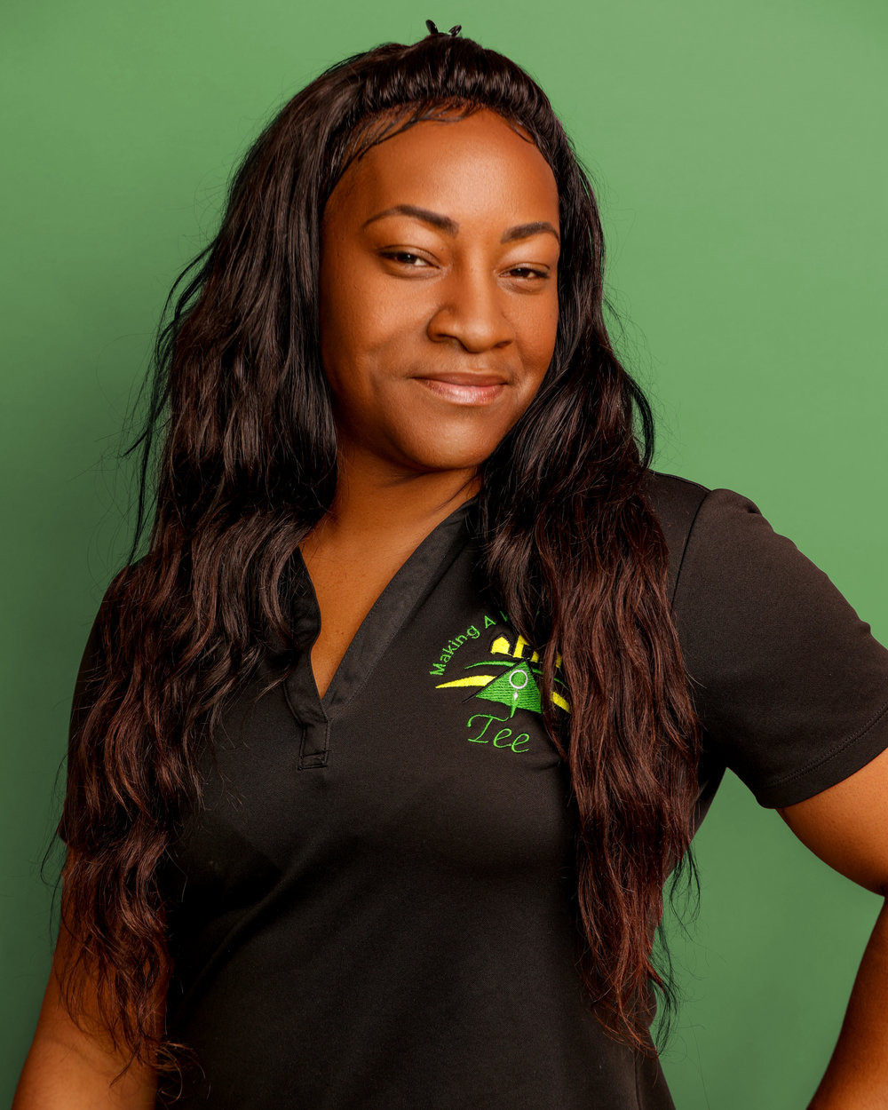 TINESHA TURNER - DIRECTOR OF PROGRAMS