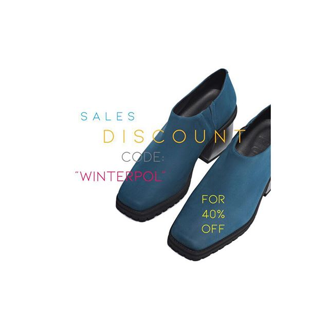 BLUE SATURDAY💧 Take advantage of our discount code: WINTERSALE  #shoes #crueltyfree #shoponline #fashion #blue #winter