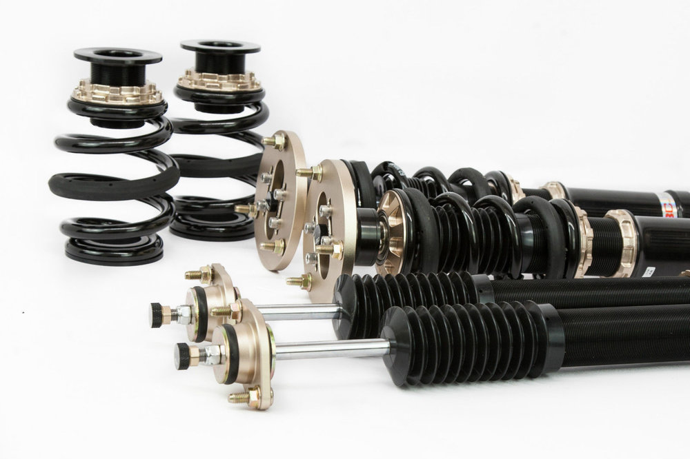 Evo 8/9 Suspension