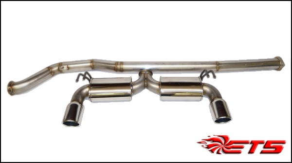 Evo X/10 Exhaust