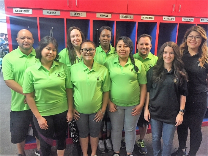 Cortney's Place Day Program Staff -
