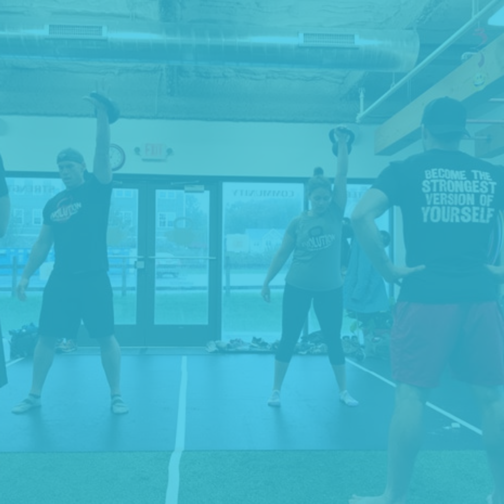 """The quality of training is unmatched."" - ""These coaches not only help you reach your fitness goals, they help you hit your life goals as well. If you're looking for a gym that is tight-knit and welcoming to all, then evolution is the place."" - Ryan"