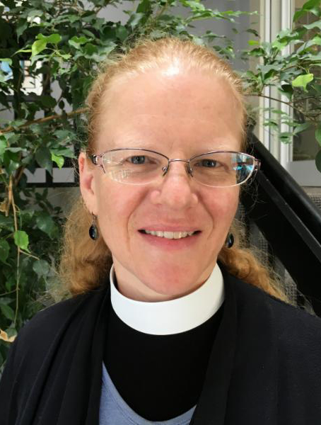 The Rev. Betsey Monnot, Missioner for Leadership Development and Networking