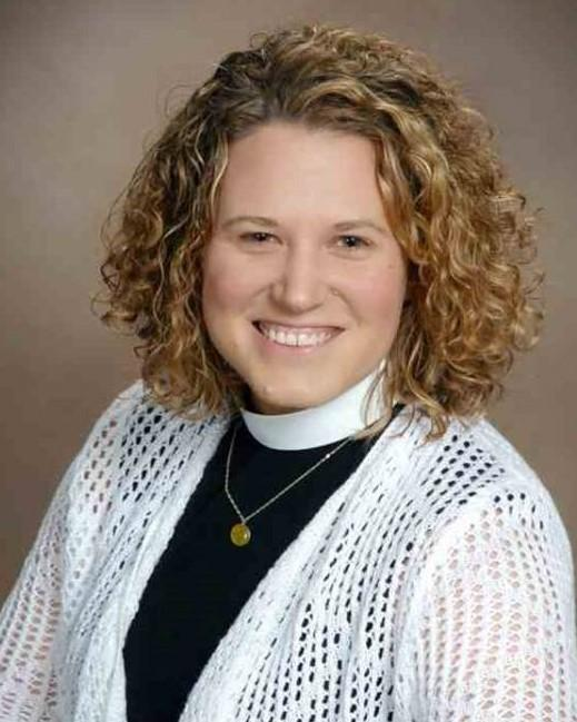The Rev. Sarah Quinney, Missioner for Youth Discipleship