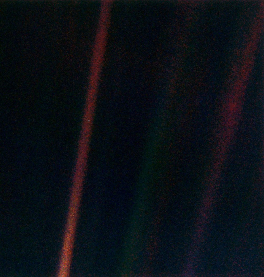 The Pale Blue Dot. https://solarsystem.nasa.gov/resources/15836/pale-blue-dot/