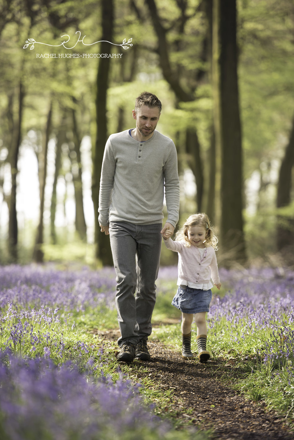 Henley family photoshoot - walk in bluebells.jpg