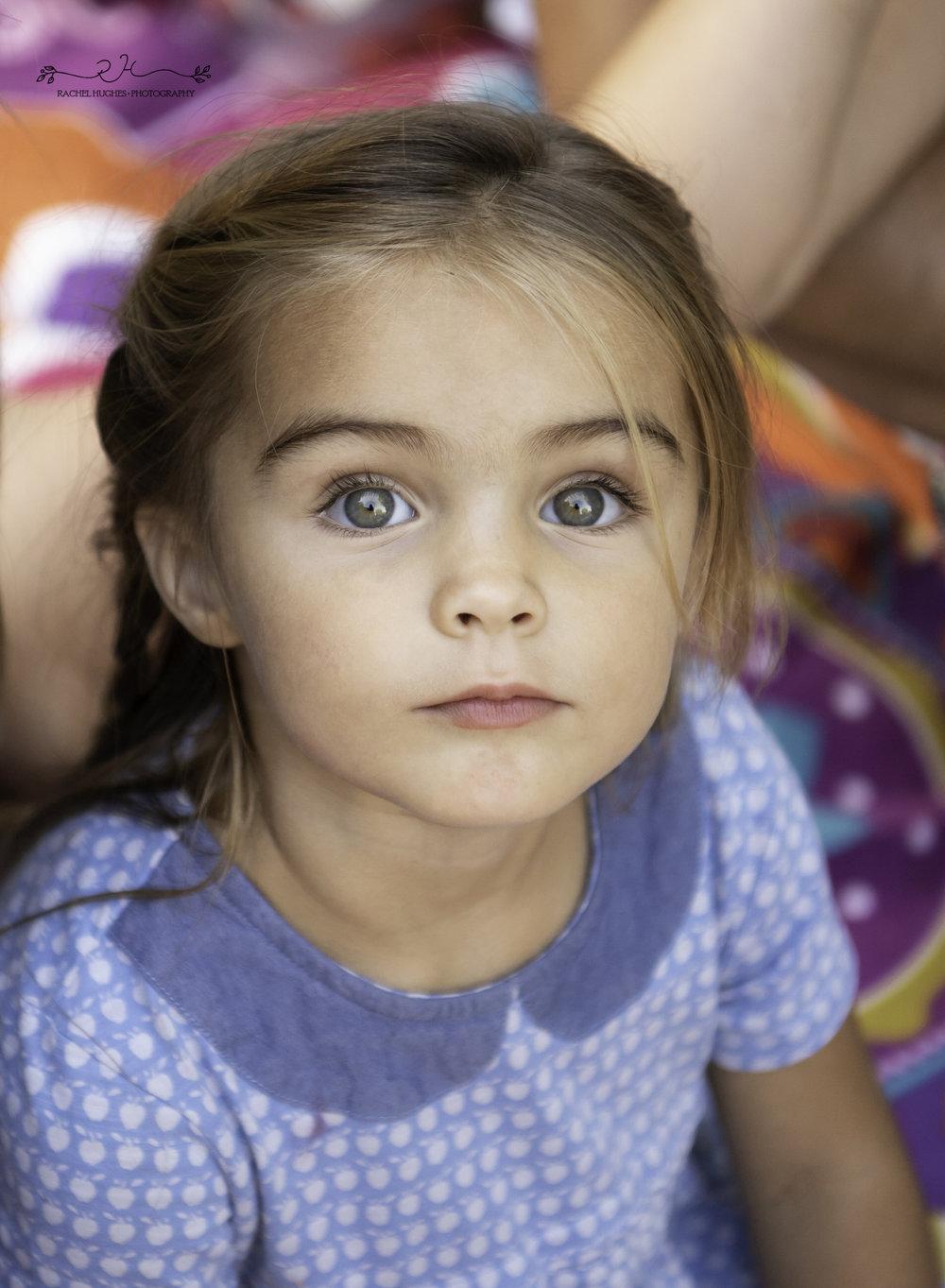 Jersey photographer - summer portrait of girl