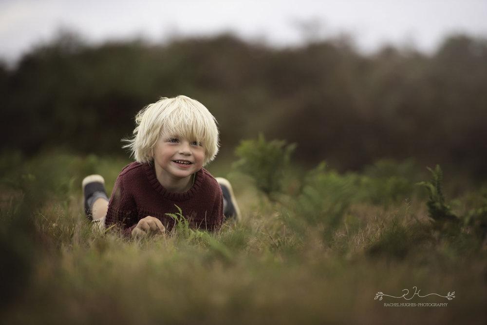 Jersey photographer - boy in maritime healthland