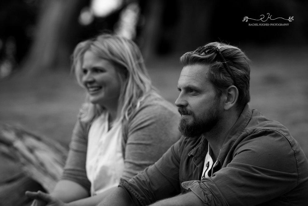 Jersey photographer - mum and dad at Grantez