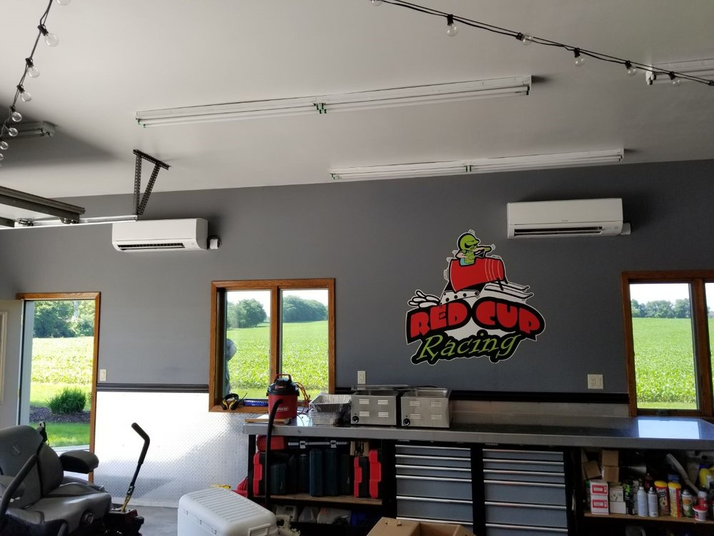 Ductless Split System - Indoor Units