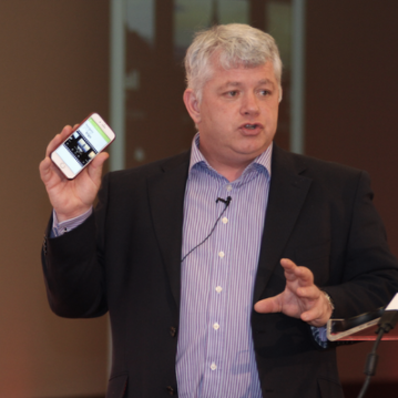 MARTIN COOKSON<br>Director, EMEA Mobility and Chat BOTS, Oracle Technology