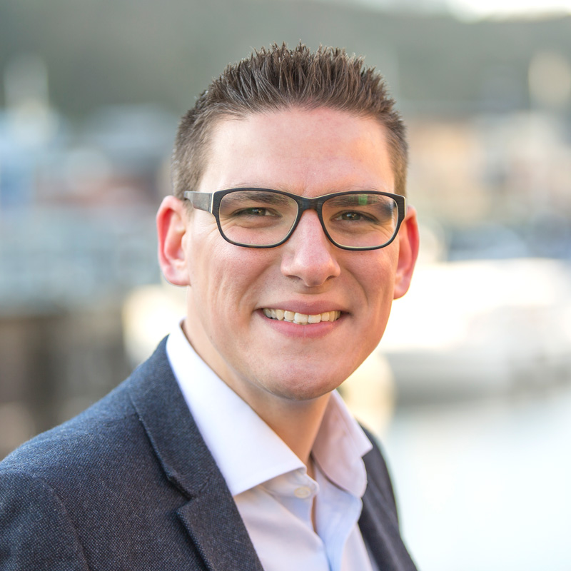 WILL ROBERTS<br>Managing Director