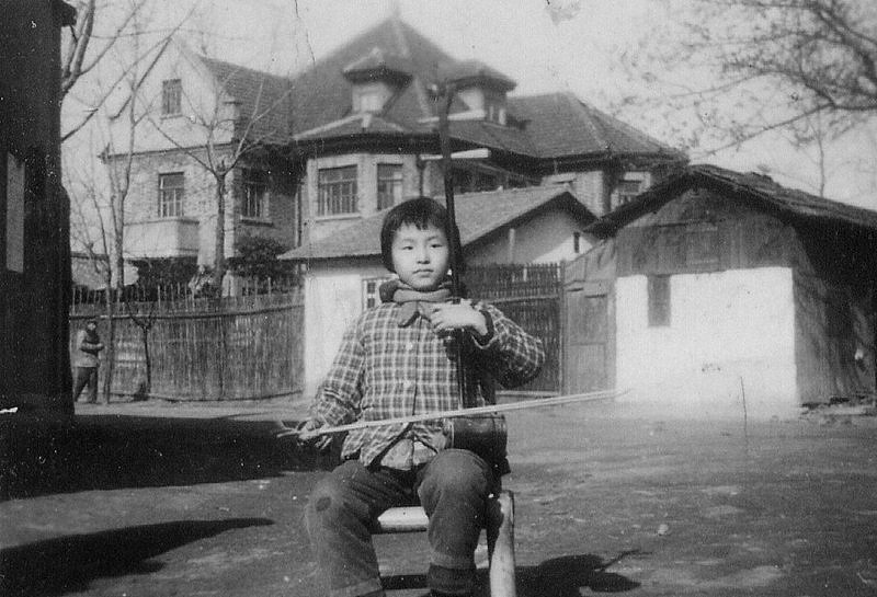 Jiebing at 5 Years Old