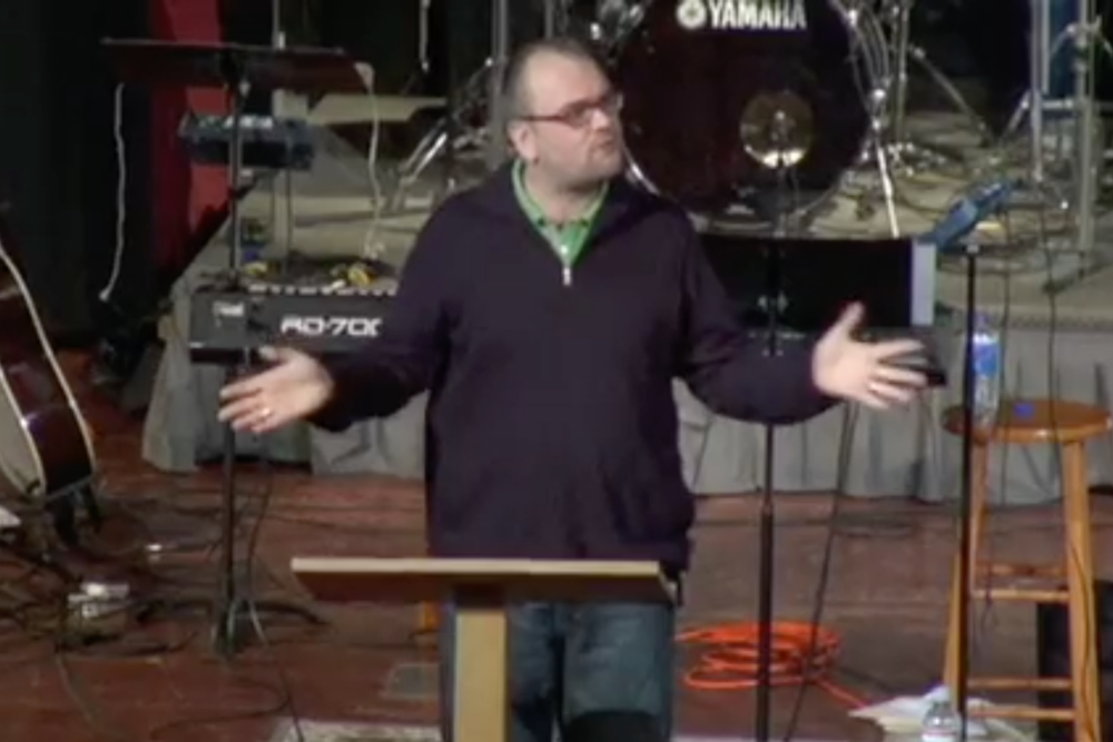 2005 - Dave Collins retires • Jon Thompson becomes Senior Pastor with 1,200 people