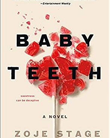 Book Review: Baby Teeth by Zoje Stage. Highly Recommend for Horror/Suspense Fans. ⠀ .⠀ .⠀ Blog link in bio⠀ .⠀ .⠀ #reading #read #babyteeth #horror #suspense #goodreads #lovedit #nomorethumbtacks