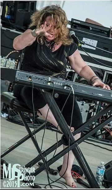 Keyboardist and singer songwriter   LaLa Craig got her start in California performing with her family's country band at the age of four. She found her true calling when the blues spoke to her at the age of 33. Award winning songwriter LaLa performs at blues fests around the world.