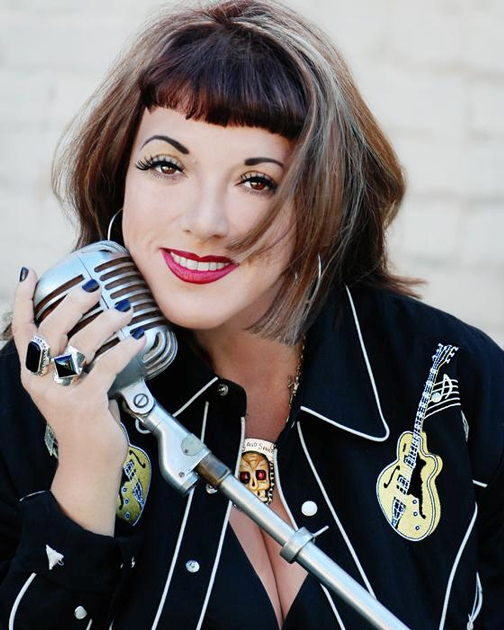 Blues singer and entertainer   1961-2016  Candye Kane entered a successful music career after being a pornographic actress. She was recognised as an award winning singer, songwriter and performer in the blues genre.
